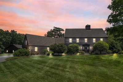 Sanbornton Single Family Home For Sale: 889 Sanborn Road
