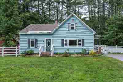 New Boston Single Family Home For Sale: 493 Bedford Road