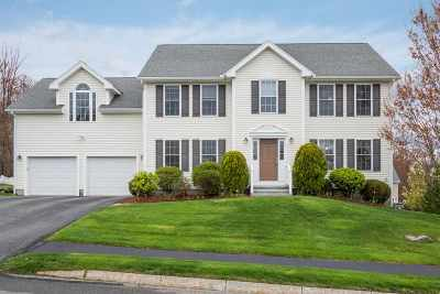 Hudson, Litchfield, Nashua, Londonderry Condo/Townhouse For Sale: 12 Constantine Drive