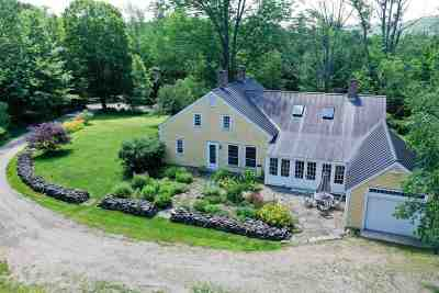 New Hampton Single Family Home For Sale: 113 Beech Hill Road