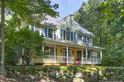 Amherst Single Family Home For Sale: 11 Indian Pond Lane