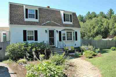 Londonderry Single Family Home Active Under Contract: 53 Adams Road