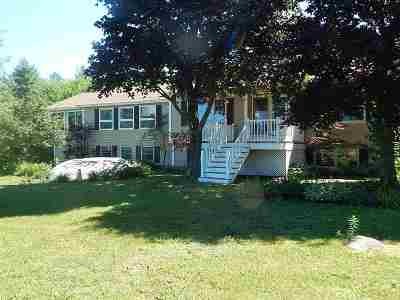 Conway Single Family Home For Sale: 81 B Prospect Street