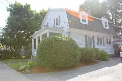 Nashua Multi Family Home For Sale: 8 Earley Street