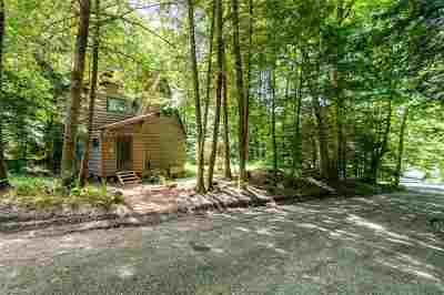 Hanover Single Family Home For Sale: 167 Wolfeboro Road