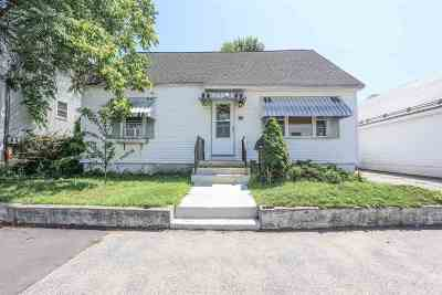 Manchester Single Family Home For Sale: 181 Union Street