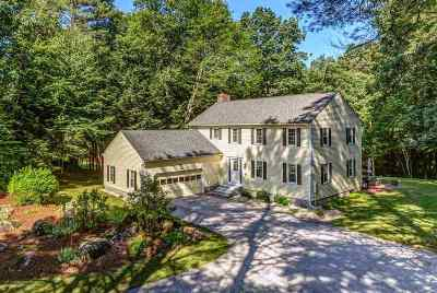 Amherst Single Family Home Active Under Contract: 3 Thistle Drive