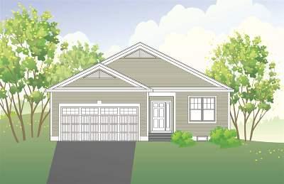 Raymond Single Family Home For Sale: 6 Blackstone Drive #Lot 50