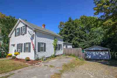 Nashua Multi Family Home Active Under Contract: 51-53 Amherst Street