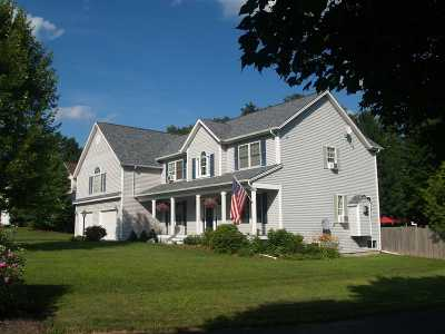 Colchester Single Family Home For Sale: 99 Forman Drive