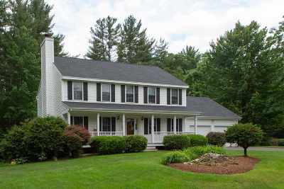 Merrimack Single Family Home For Sale: 18 Sarah Drive