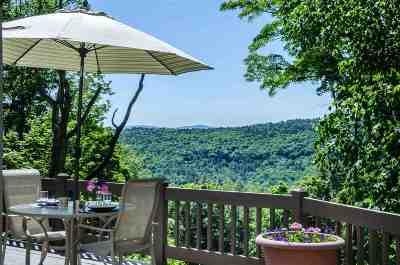 Hartford Single Family Home For Sale: 505 Fairbanks Turn