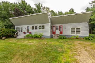 Gilford Single Family Home Active Under Contract: 1099 Cherry Valley Road