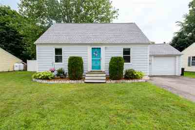Somersworth Single Family Home For Sale: 29 Buffumsville Road