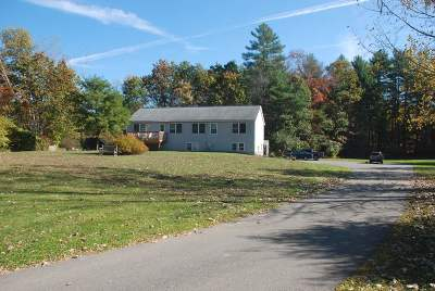 Pelham Multi Family Home For Sale: 208 A And B Windham Road