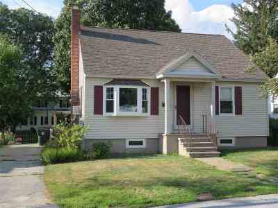 Manchester Single Family Home For Sale: 160 Villa Street