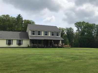 Whiting Single Family Home For Sale: 2983 Vt Route 8a Route
