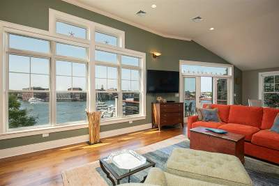 Kittery Condo/Townhouse For Sale: 23 Badgers Island West B
