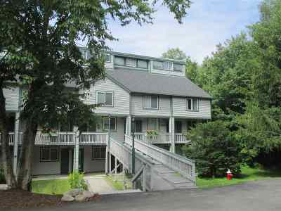 Waterville Valley Condo/Townhouse For Sale: 8 Emmerson Way #F-7