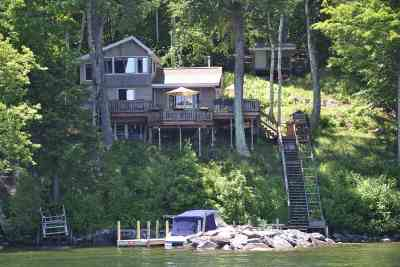 Alton Single Family Home For Sale: 938 Rattlesnake Island