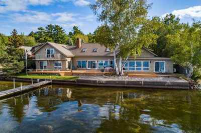 Gilford Single Family Home For Sale: 87 Harris Shore Road