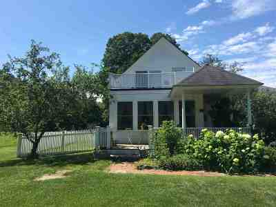 Single Family Home For Sale: 394 Route 10