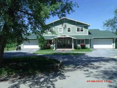 Colchester Single Family Home For Sale: 1465 East Lakeshore Drive