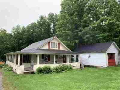 Bristol Single Family Home For Sale: 81 Riverdale Road