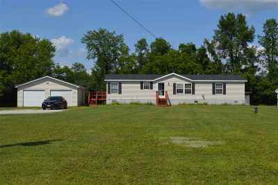 Swanton Single Family Home For Sale: 2 Country Lane
