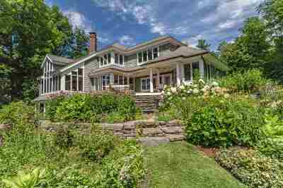 Single Family Home For Sale: 269 Thorpe Cove Road