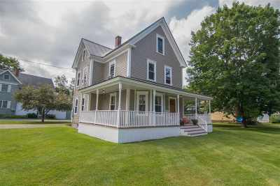Single Family Home Active Under Contract: 77 Highland Avenue