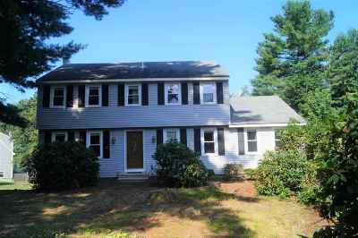 Windham Single Family Home For Sale: 8 Princeton Street