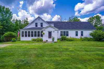 Alton Single Family Home For Sale: 229 Prospect Mountain Road
