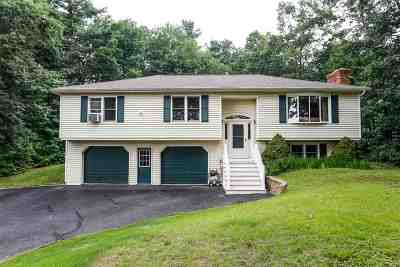 Hooksett Single Family Home Active Under Contract: 40 Joanne Drive