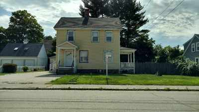 Milford Single Family Home For Sale: 8 West Street