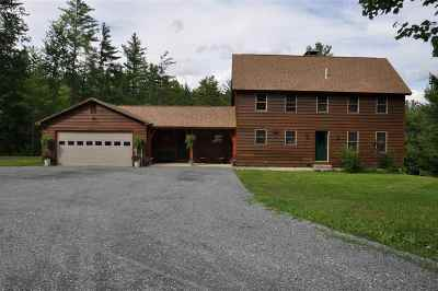 Groton Single Family Home Active Under Contract: 366 Goodfellow Road