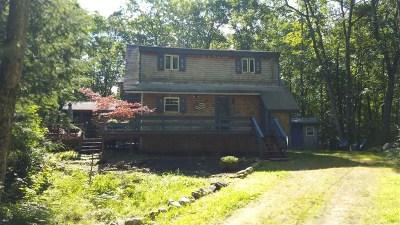 Moultonborough Single Family Home For Sale: 35 Blanc Street