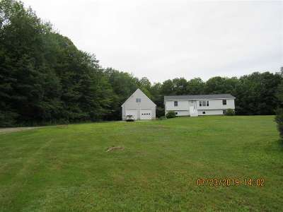 Candia Single Family Home Active Under Contract: 96 Deerfield Road