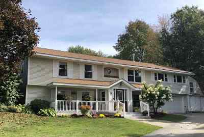 Gilford Single Family Home For Sale: 49 High View Circle
