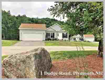 Plymouth Condo/Townhouse For Sale: 1 Dodge Road