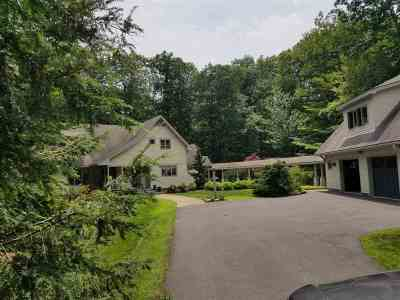 Wolfeboro Single Family Home Active Under Contract: 12 Spruce Road