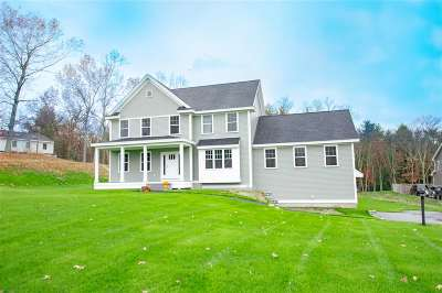 Litchfield Single Family Home For Sale: 14 Windsor Drive