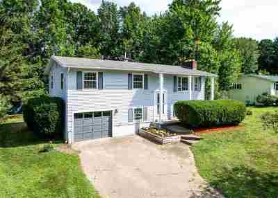 Colchester Single Family Home Active Under Contract: 473 Colonial Drive