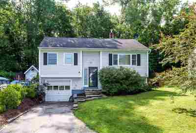 South Burlington Single Family Home For Sale: 16 Valley Ridge Road