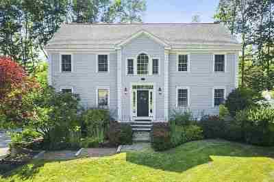 Eliot Single Family Home For Sale: 25 Sierra Ridge Road