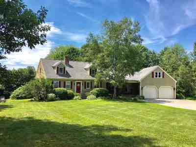 Meredith Single Family Home For Sale: 185 Meredith Center Road