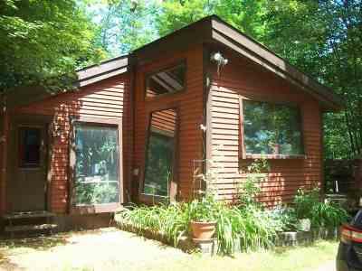Campton Single Family Home For Sale: 2244 Us Rt 3