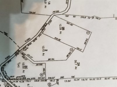 New Hampton Residential Lots & Land For Sale: Straits Road #2