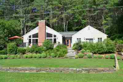 Hartford Single Family Home Active Under Contract: 257 Allen Family Road
