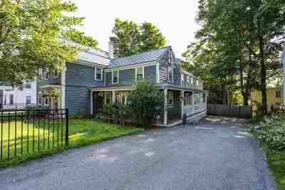 Milford Single Family Home For Sale: 70 Franklin Street